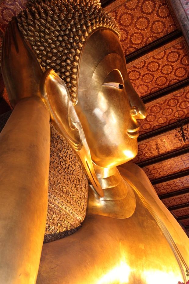 Wat Pho - The Reclining Buddha