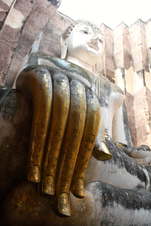 Wat Si Chum at Sukhothai Historical Park