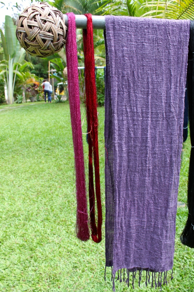 Dyeing at Ock Pop Tock