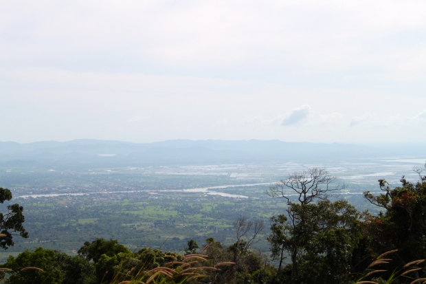 Views from Bokor mountain