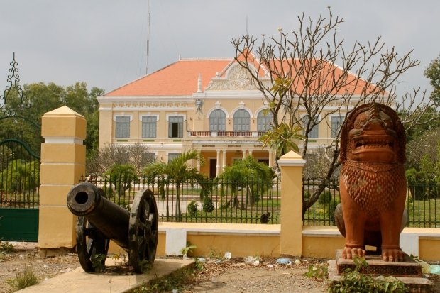 The Governor's Residence in Battambang