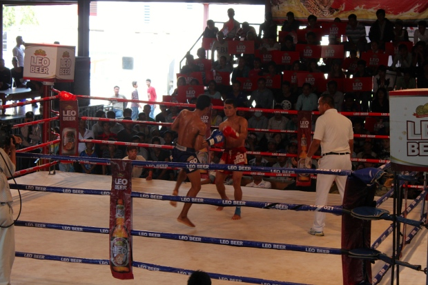 Cambodian boxing