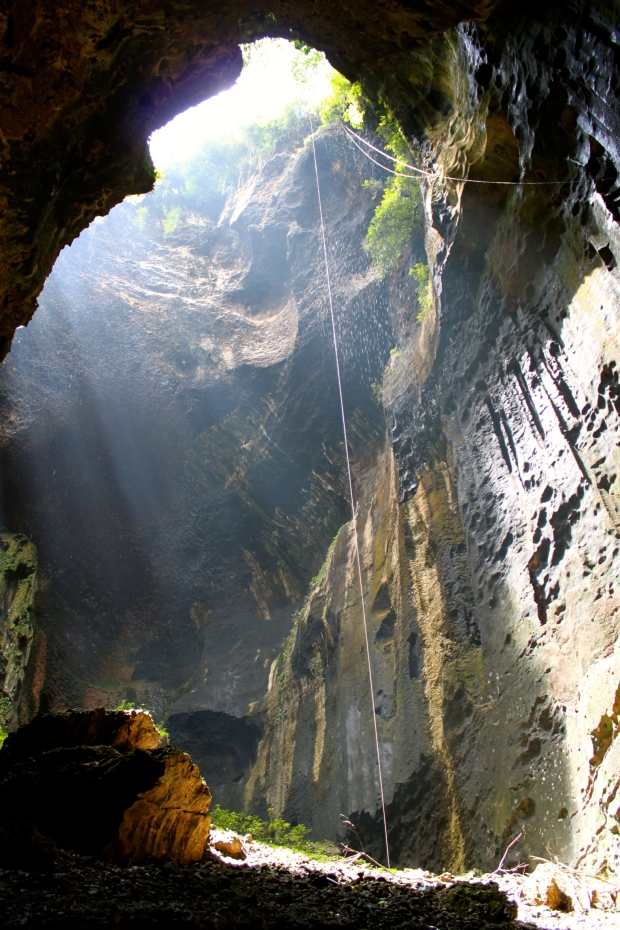 Gomantong Coves in Sabah