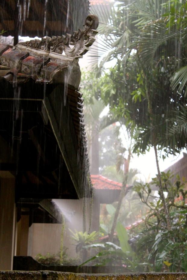 Rainy Bali