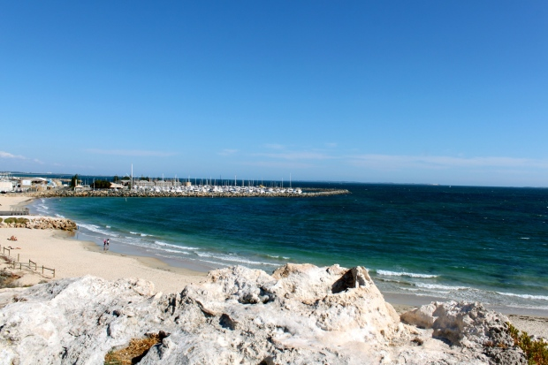 Bathers Beach in Fremantle