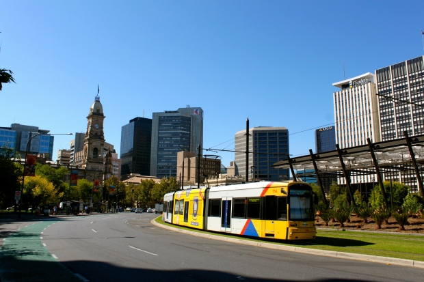 Downtown Adelaide, Victoria Square