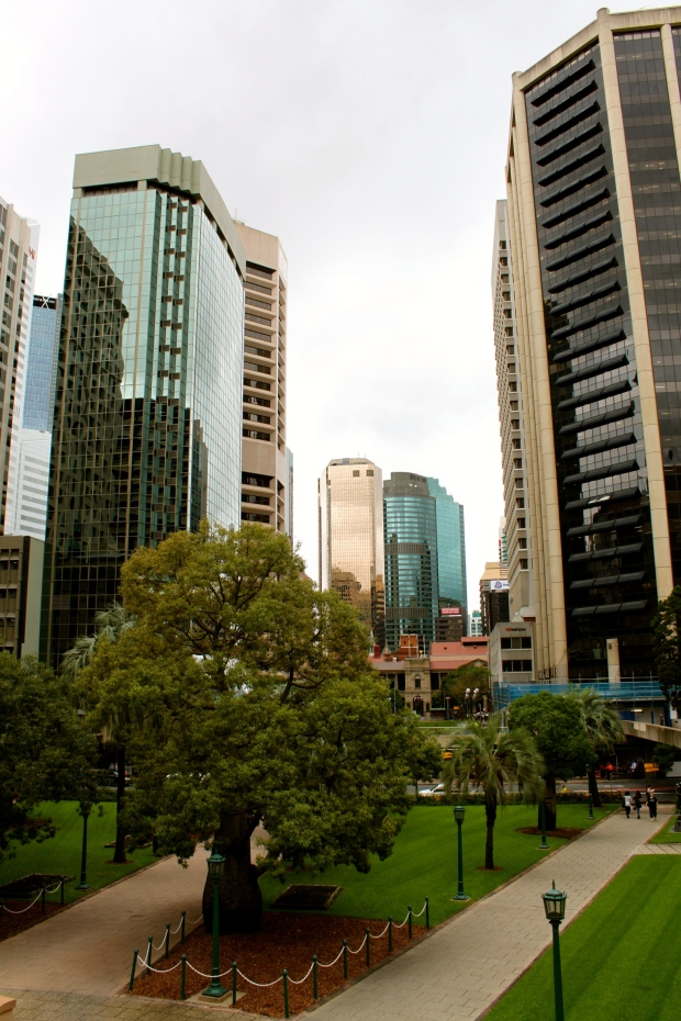 Anzac Square, Brisbane