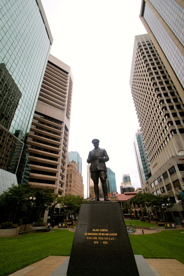 Post Office Square, Brisbane