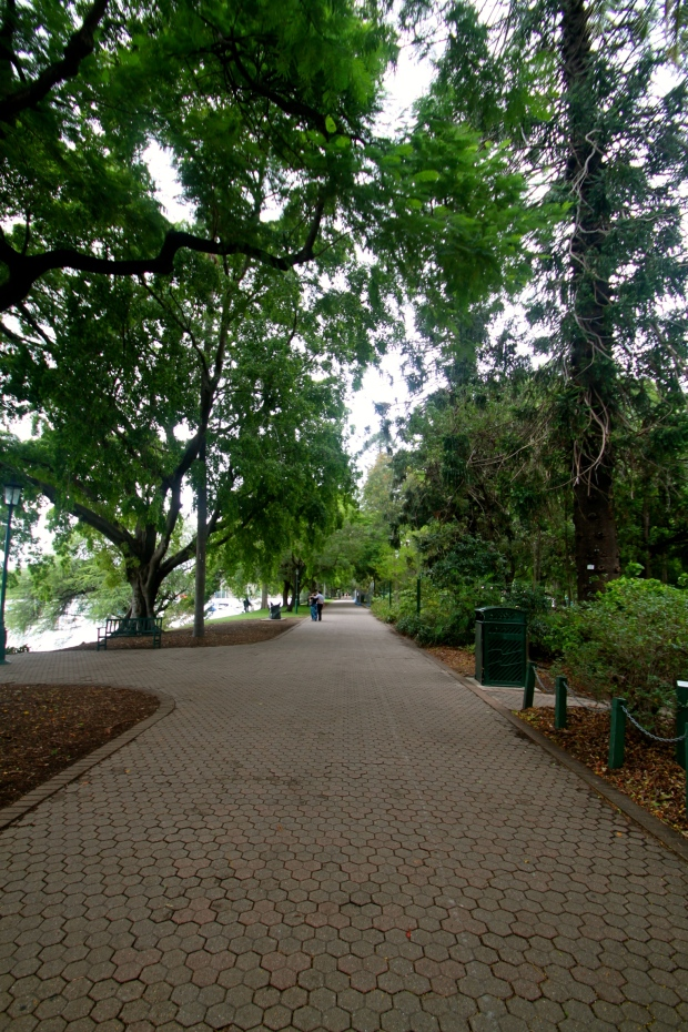 City Botanic Gardens, Brisbane