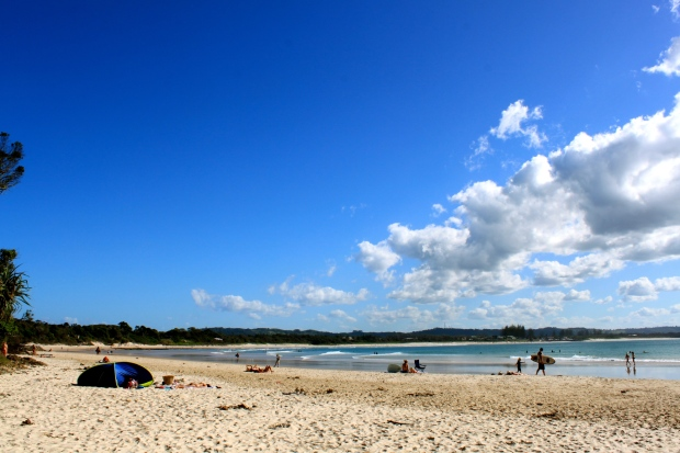 Clarke's Beach, Byron Bay