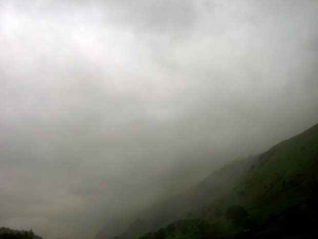 Typical weather in the English Lake District
