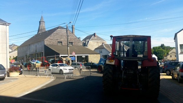 Tractor Day in Attert