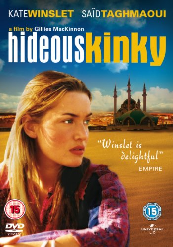 Kate Winslet in Hideous Kinky in 1998