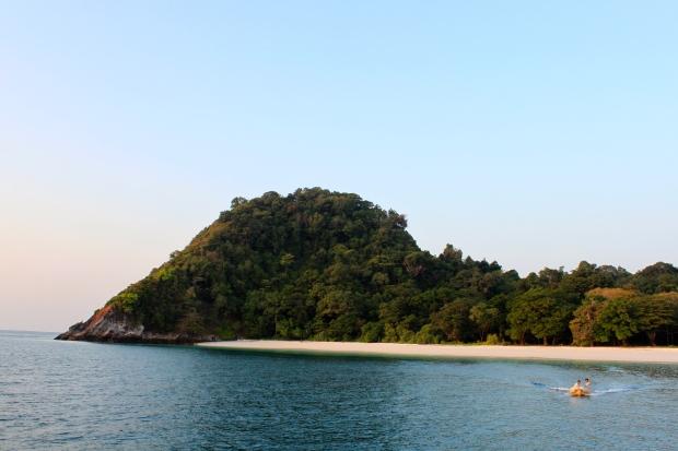 Nga Mann Island