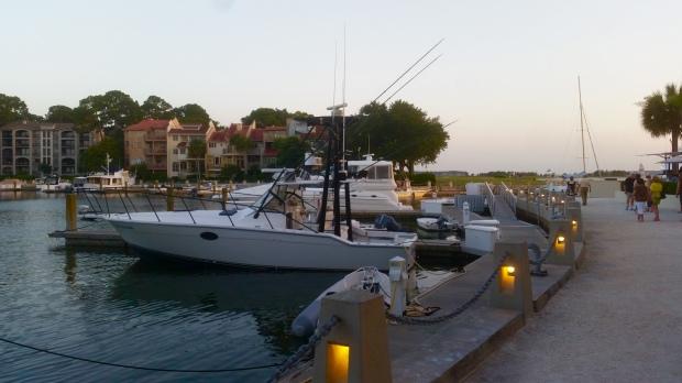 Harbour Town on Hilton Head Island