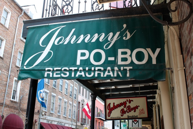 Johnny's Po' Boys