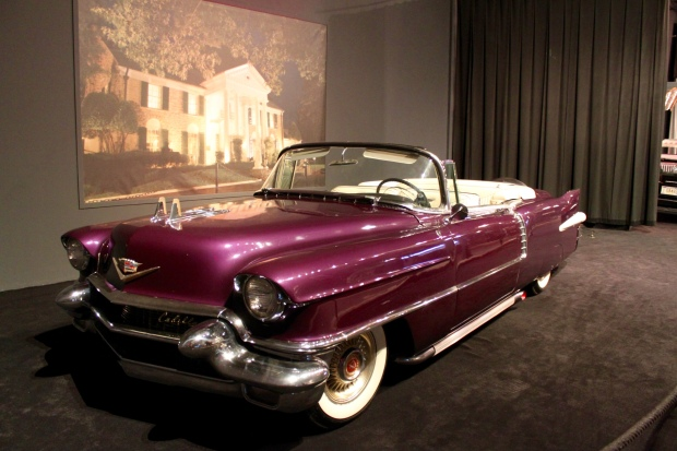My favourite of Elvis's cars