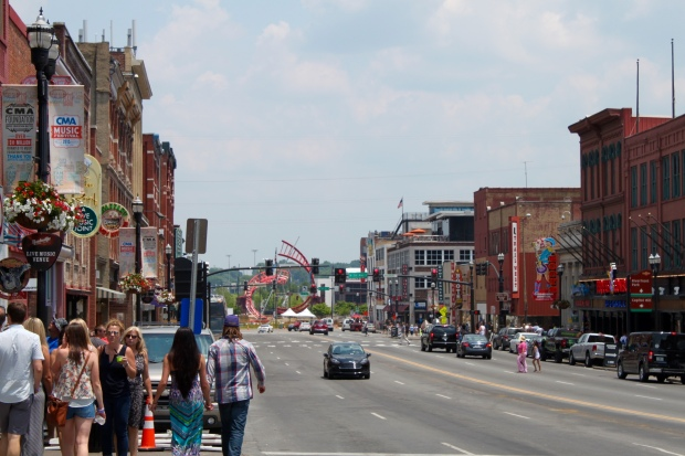 Nashville's Broadway