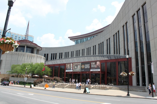 The Country Music Hall of Fame