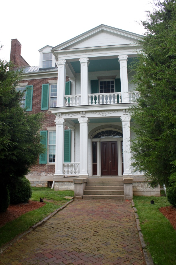 Carnton Plantation in Franklin