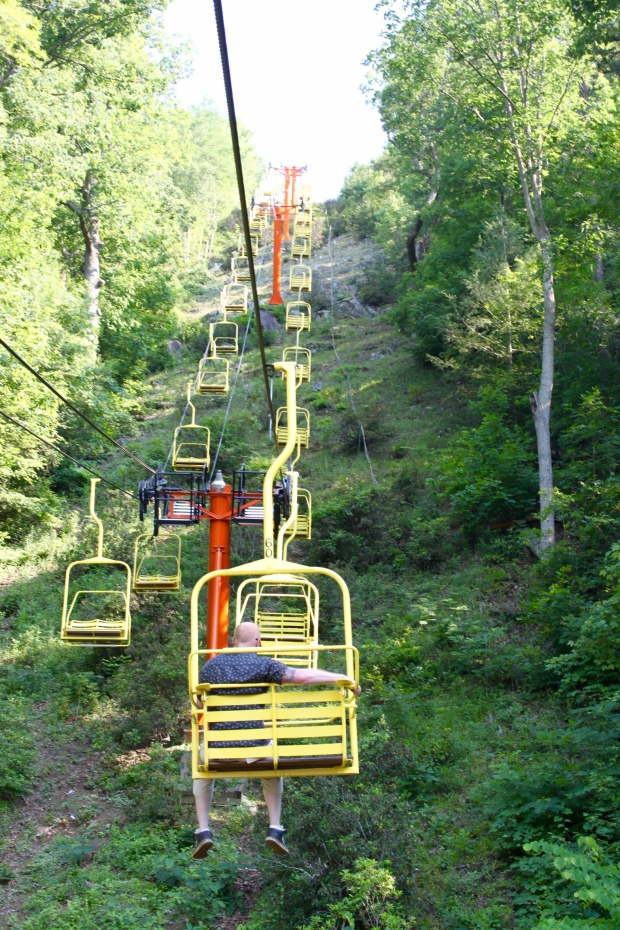 The Sky Lift at Gatlinburg