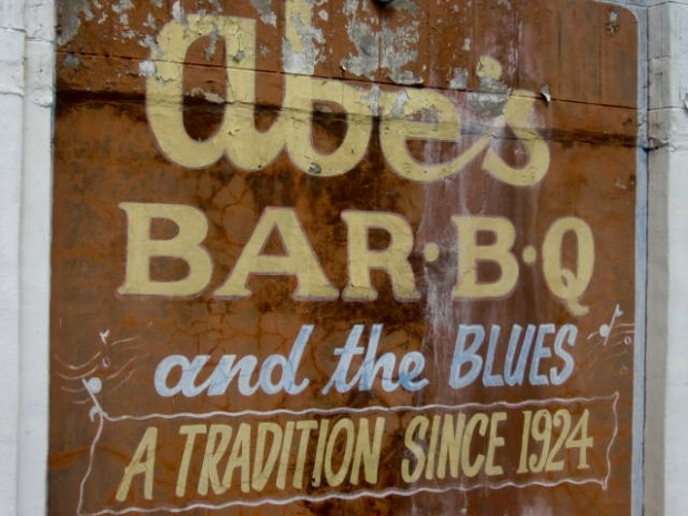 Abe's BBQ at The Crossroads in Clarksdale