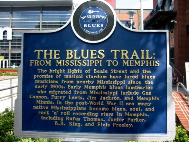 On the Blues Trail